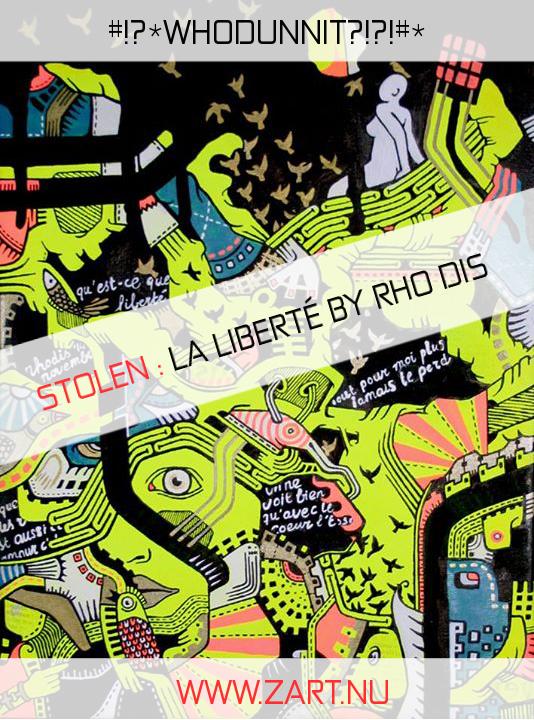 La Liberté by Rhodis