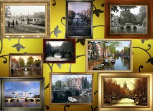 Pochemuchka Design for Zart: collage on Dibond - Canals