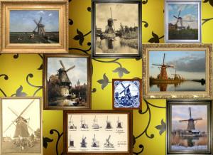 Pochemuchka Design for Zart: collage on Dibond - Mills